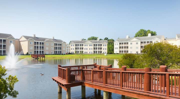 1 BR Condo at Harbour Lights Resort - Myrtle Beach