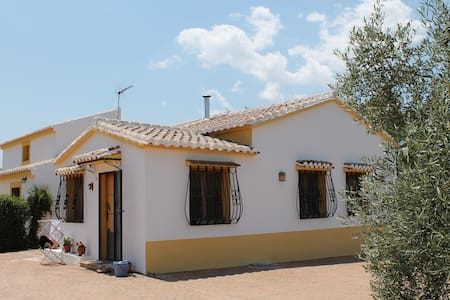 La Quebrilla - Olive and Lavender Farm and Villa - El Burgo - 别墅