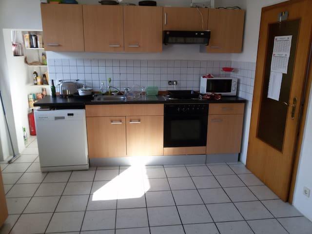 Ruhiges und helles Zimmer - Gießen - House