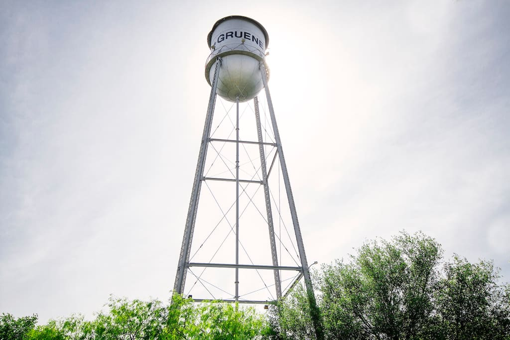 Historic Gruene is just a few steps from downtown Gruene.