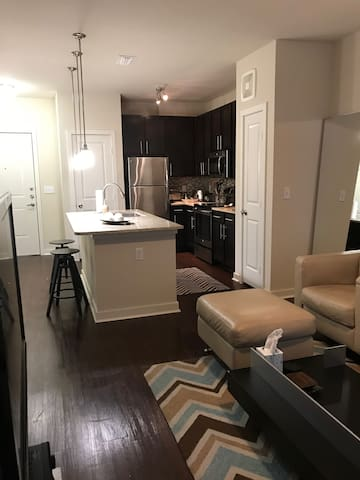 Clean, Cozy, Awesome Apartment Near Downtown