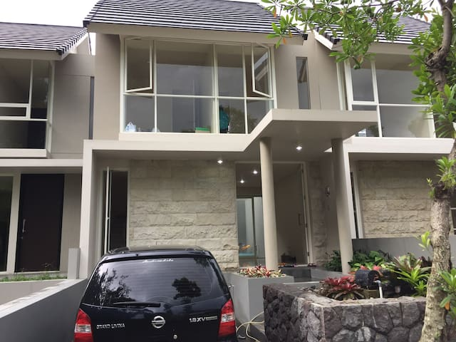 House at Taman Dayu