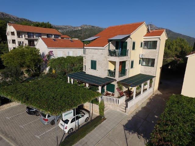 Apartment IM A4 Orebic, Peljesac peninsula