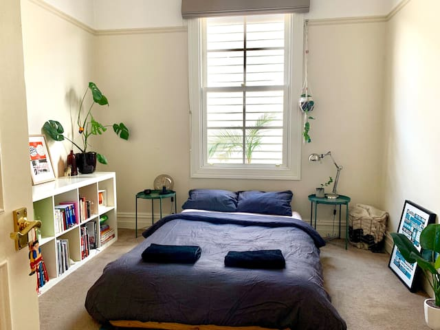 Bright Room in Cool Footscray House
