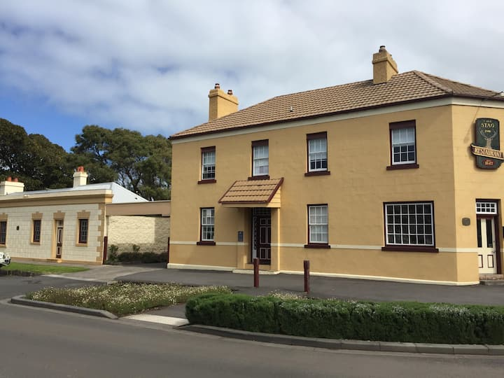 Port Fairy Accommodation Standard Twin