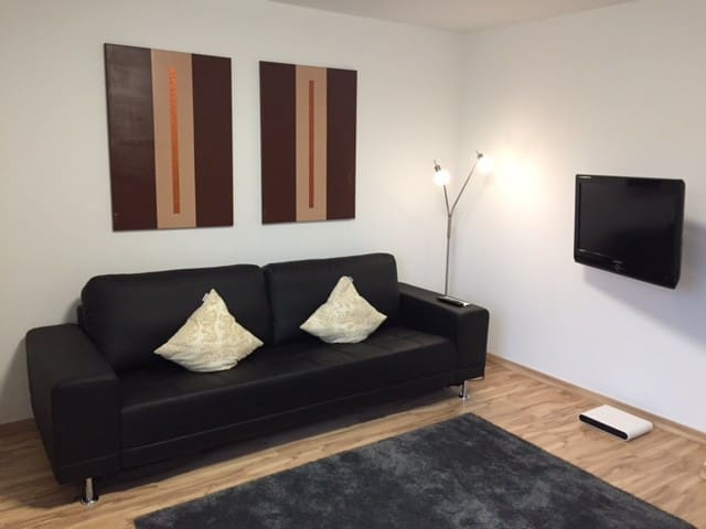 Metropolregion Apartment Erlangen - Baiersdorf - Appartement
