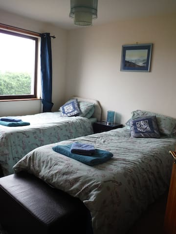 Twin or Double Room in Countryside close to Tain - Tain - Bungalow