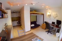 Awesome Apartment in the Center