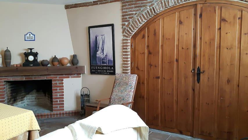 Casa con chimenea Monachil - Monachil - Casa