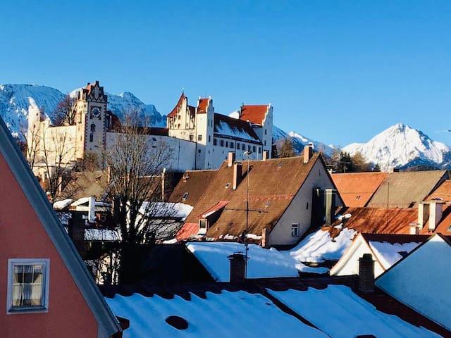 Historische Maisonettewohnung in der Altstadt