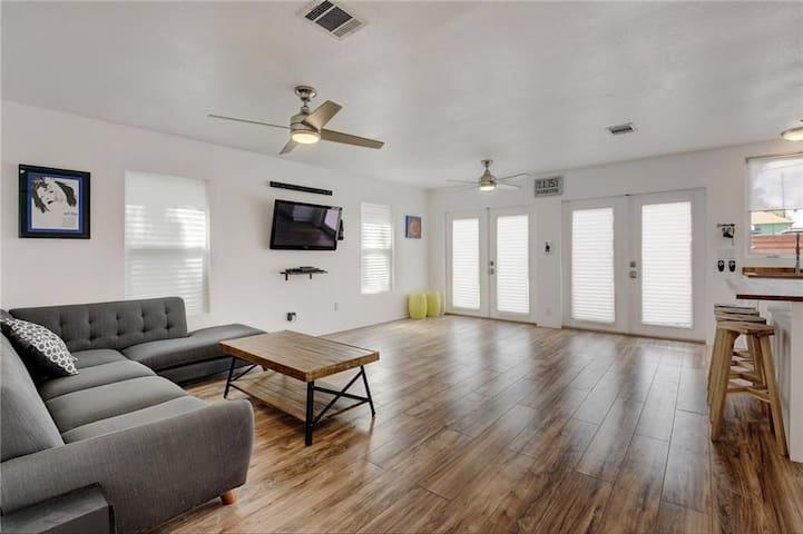 Skam apartment