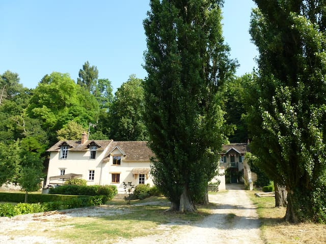 La Vacherie | Domaine de Montmelian - Ideal/INSEAD - Samoreau - House