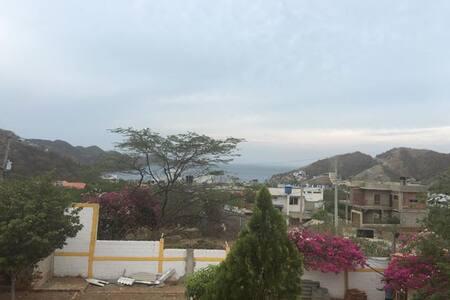Hermosa Cabaña en Taganga - Santa Marta - Cabane