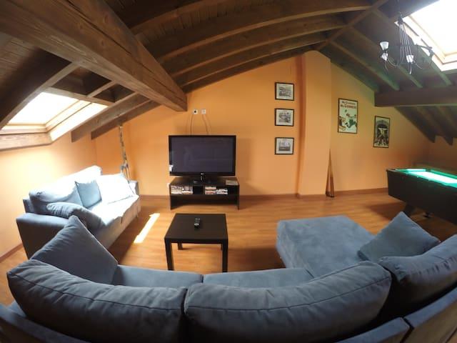 CASA RURAL SAN FELICES....Alojamiento completo