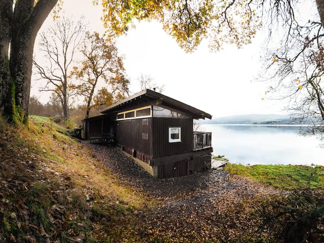KILCHURN Cabin (Lochside)