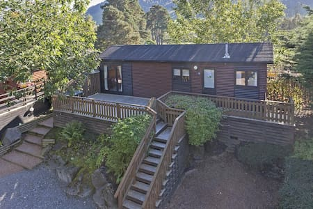 Luxury Riverside Lodge - Blair Atholl - Pitlochry - Bridge of Tilt