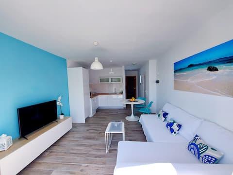 Апартаменты с видом на Атлантику    (высокоскоростной Wi-Fi)