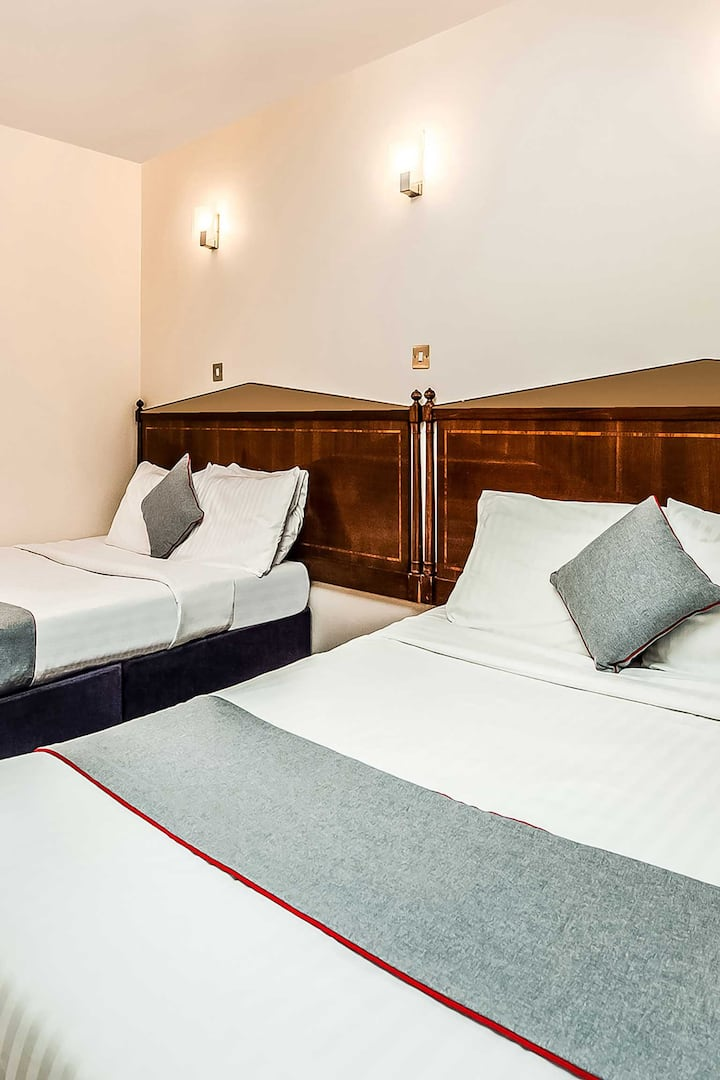 OYO Osterley Park Hotel, Standard Twin Room