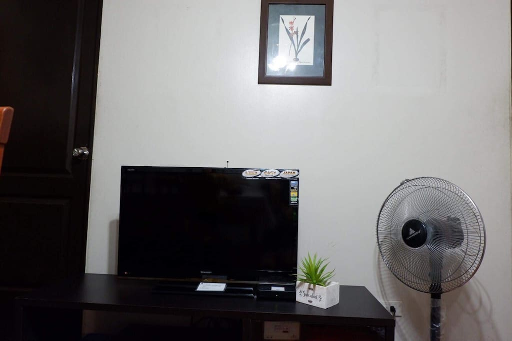 LED TV with cable tv
