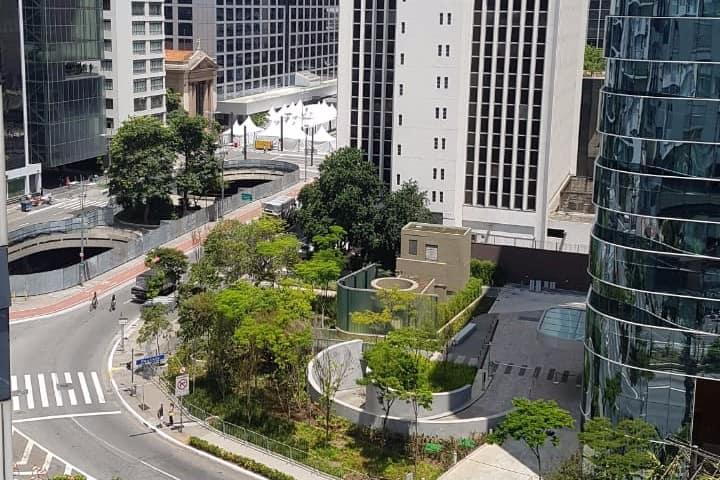 Apartamento na Avenida Paulista
