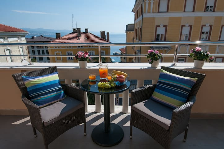 Apartment IVA, Opatija center - Opatija - Byt