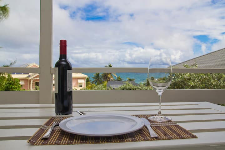 Relax with Atlantic Ocean Views and Breezes