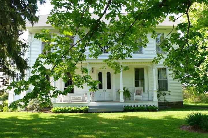 Beautiful Victorian Farmhouse