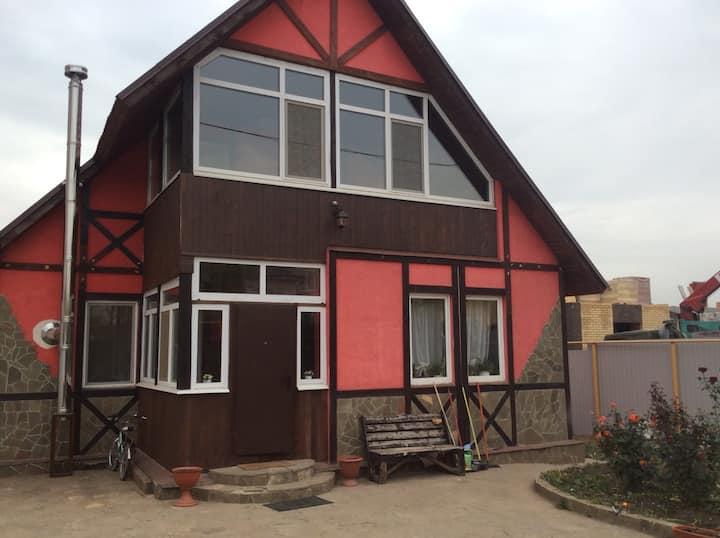 Samara arena house