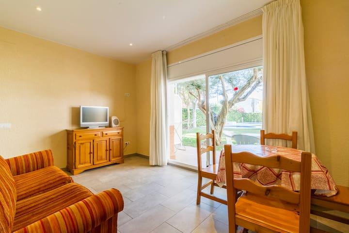 Sunway San Jorge, 1-Bedroom Apartment for 4 people