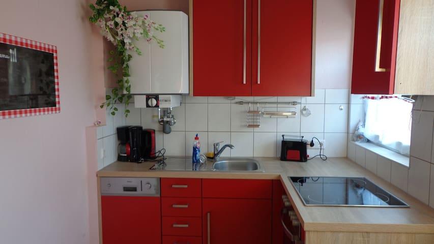 Budget Erdgeschoss - Bad Rothenfelde - Apartamento