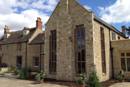 A Large Cotswold Country Retreat - Little Faringdon - Haus