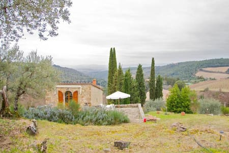 Traditional countryhouse in Chianti - Castellina in Chianti - Dom