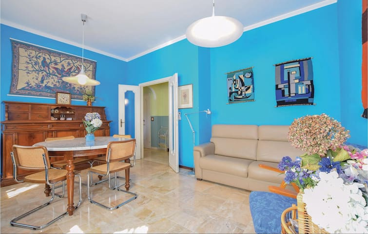 Holiday apartment with 2 bedrooms on 75m² in Sestri Levante GE