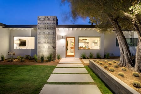 Ocotillo Retreat - Featured in Modernism Week
