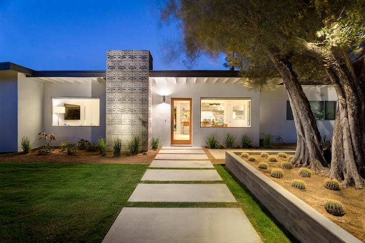 Ocotillo Retreat - Featured in Modernism Week