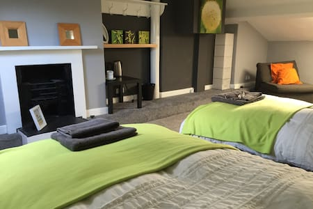 Two double rooms in leafy Liverpool suburb. - Λίβερπουλ