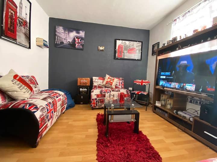 Casa complet/wifi /Netflix /DISNEY+ /XBOX/NINTENDO