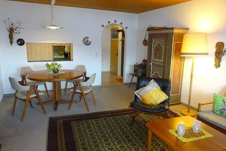 Nice two bedroom apartment in a beautiful little mountain village - Falera - Квартира