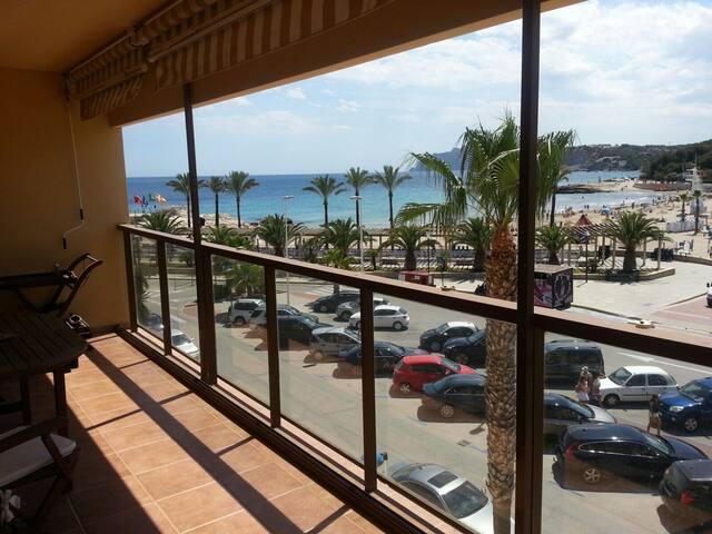Apartamento en línea de playa - Moraira - Lejlighed
