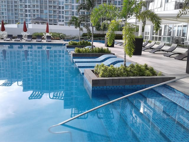 New Appartment 1 BR swimming pool,tennis,SPA,beach
