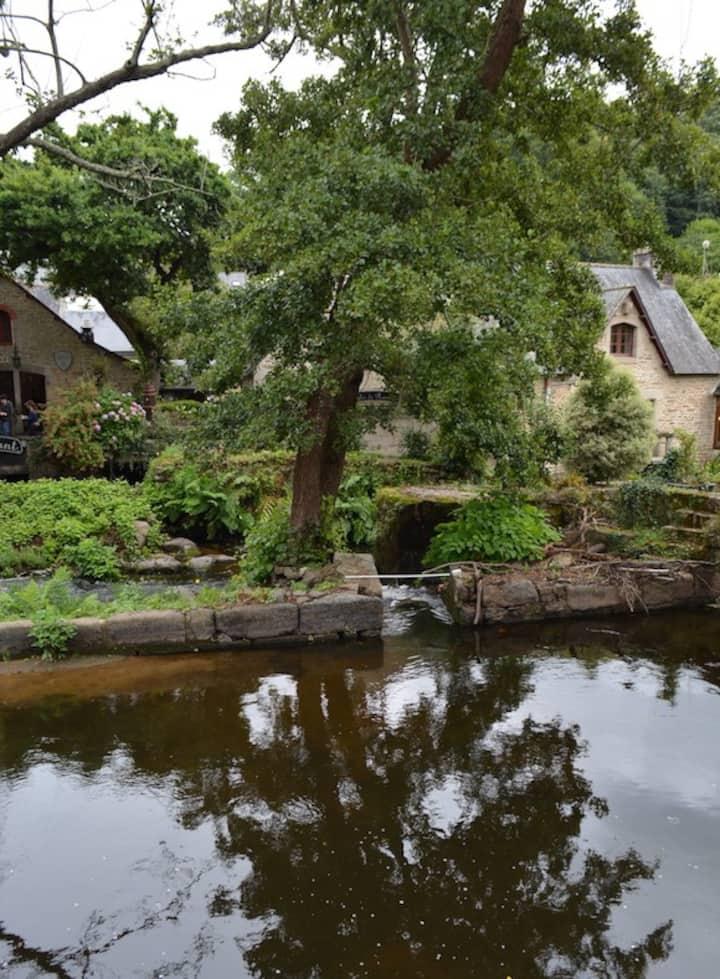 Près de la rivière - Pont Aven