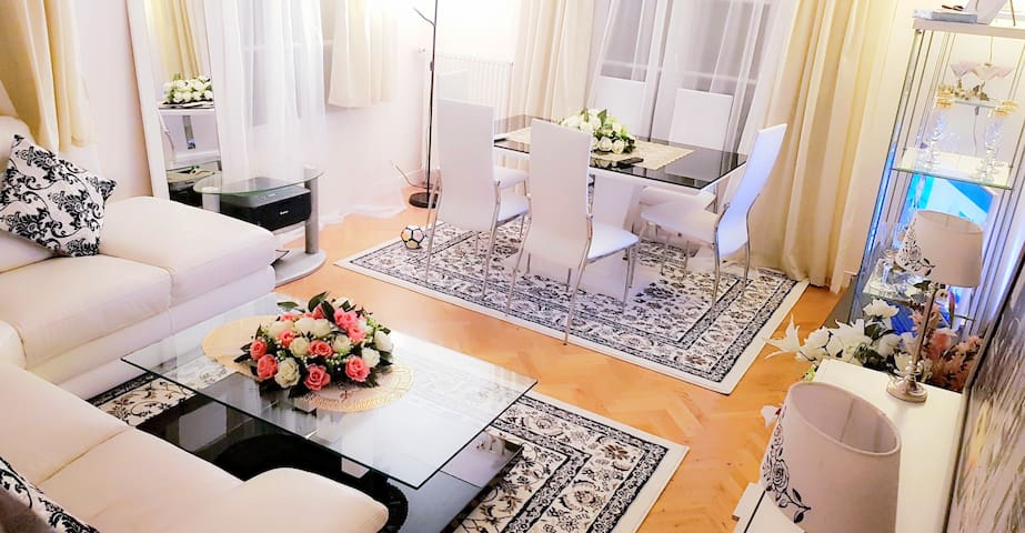 Maison Blanche de plaisir