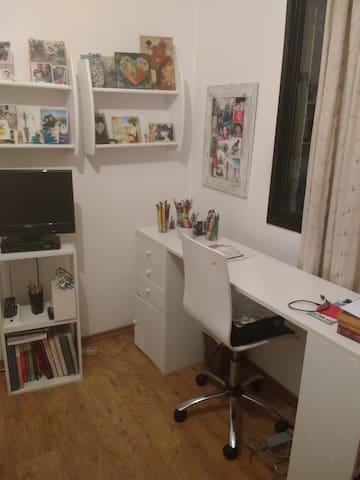 Quarto com banheiro exclusivo na Vila Olímpia