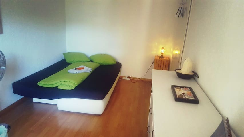 Cozy room near Trainstation & Lake - Lucerne - Apartamento