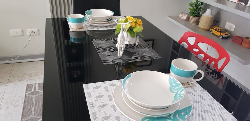 2BR Clean and Modern Condo BF Homes Paranaque, NCR