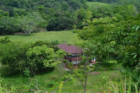 Aventura en la naturaleza colombiana