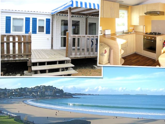 Mobilhome Louannec (Perros-Guirec) - Louannec - Bungalow