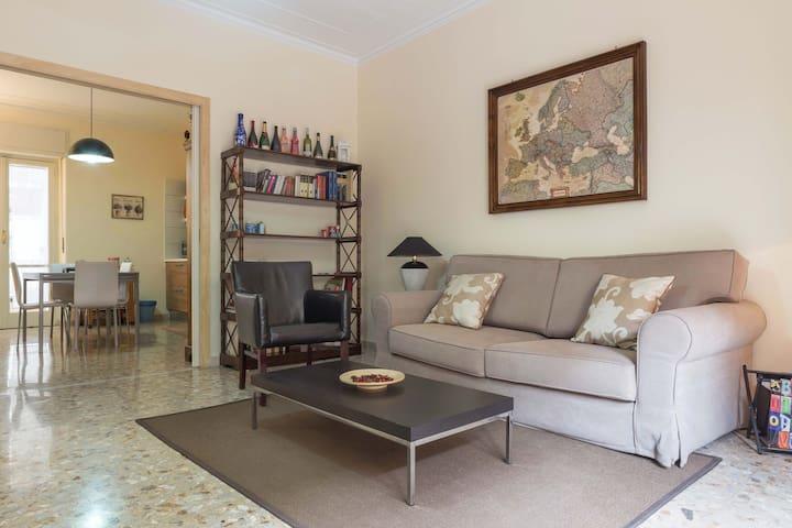 Big Flat in Catania center - Catania - Apartamento