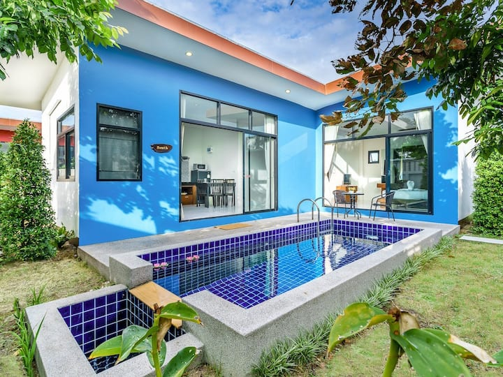 2SO# 2 Bedroom - South Pool Villa