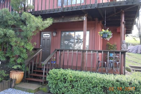 Secluded Studio Apartment close to Redding, CA. - Palo Cedro - Квартира